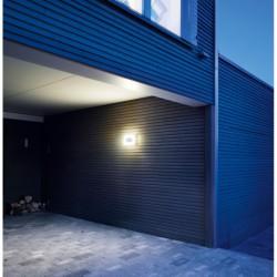 STEINEL lampe LN1 blanc à interrupteur crépusculaire LED