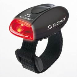 SIGMA MICRO NOIR / LED-rouge