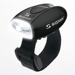 SIGMA MICRO NOIR / LED-blanche