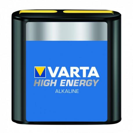 Varta High Energy Pile plate Alcaline 4,5V 3LR12