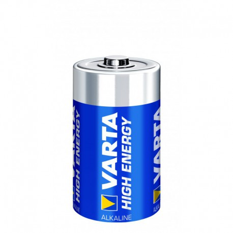 Varta High Energy Piles Alcalines C LR14 x2