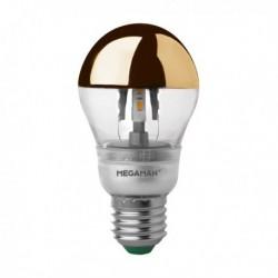 MEGAMAN CROWN GOLD CLASSIC A60 LED 5W E27
