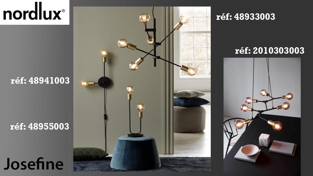 Lampe suspension, lampe de table, applique murale